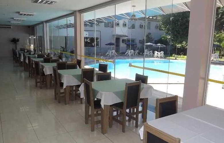Alvorada Iguassu hotel - Restaurant - 3