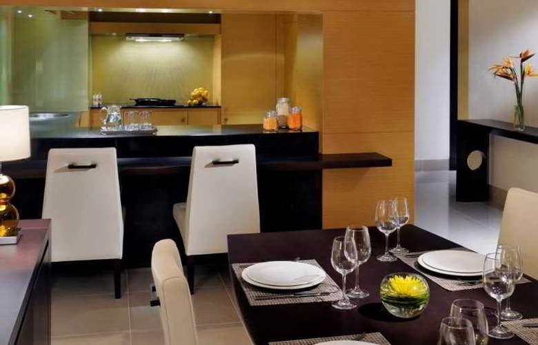 Marriott Executive Apartments Dubai Al Jaddaf - Room - 1