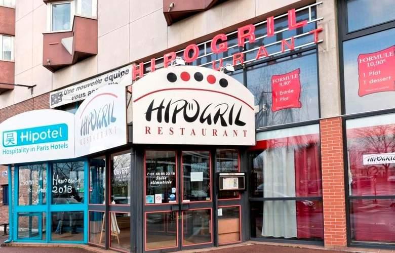 Hipotel Paris Hippodrome - Hotel - 4