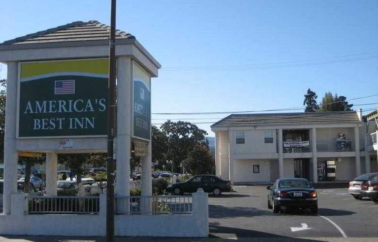 Americas Best Inn & Suites Downtown Redwood City - Hotel - 0