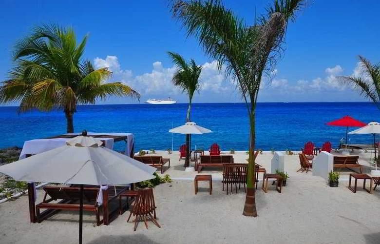 B Cozumel - Beach - 6
