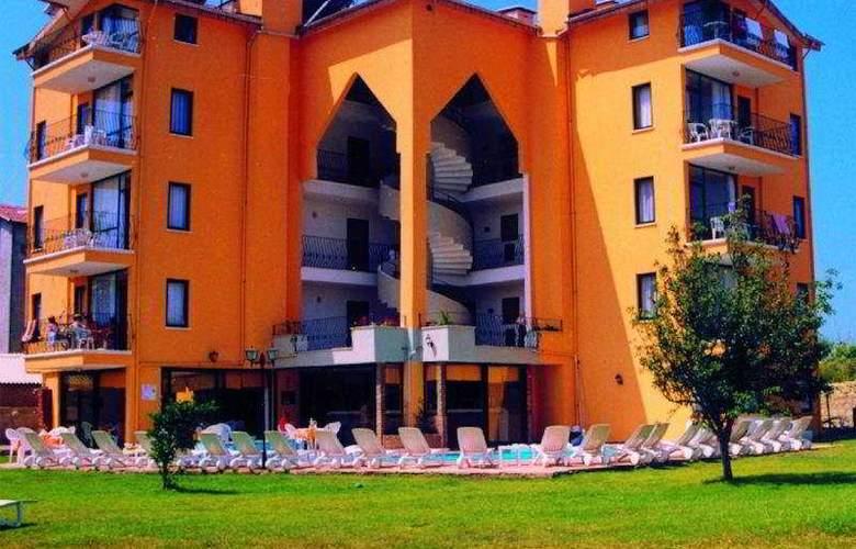 Begonville Apart - Hotel - 0