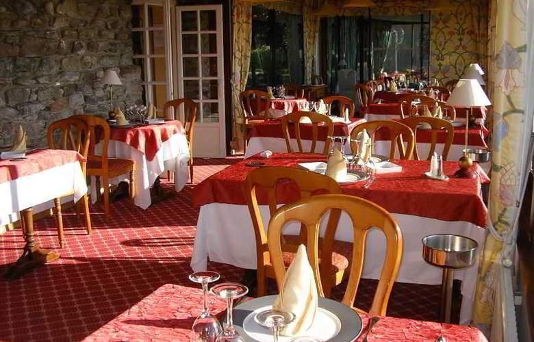 Manoir de La Roche Torin - Restaurant - 16
