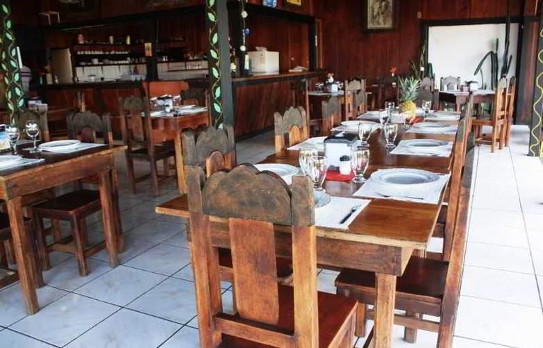 Arenal Rossi - Restaurant - 3