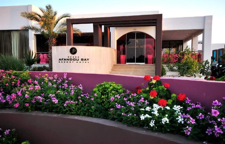 Afandou Bay - Hotel - 9