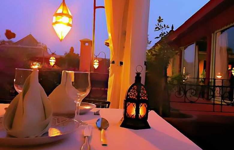 Riad Sadaka - Restaurant - 1
