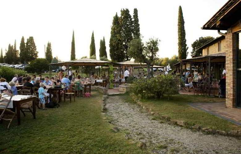 Castellare di Tonda Resort & Spa - Restaurant - 11