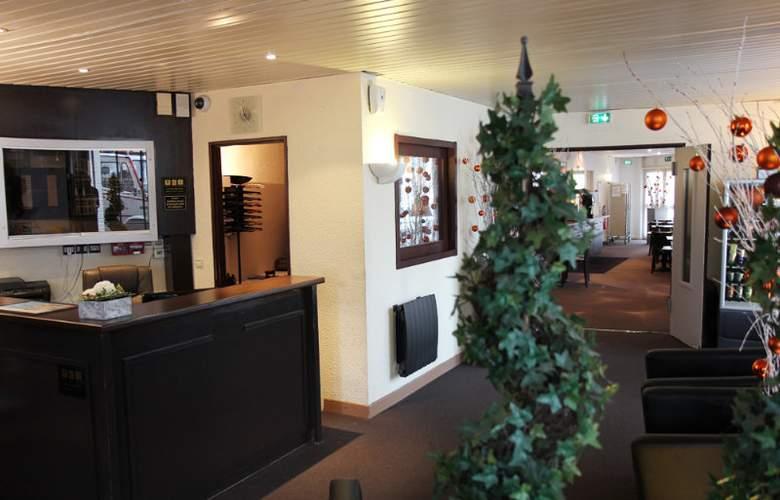 Comfort Hotel Davout Nation - General - 0