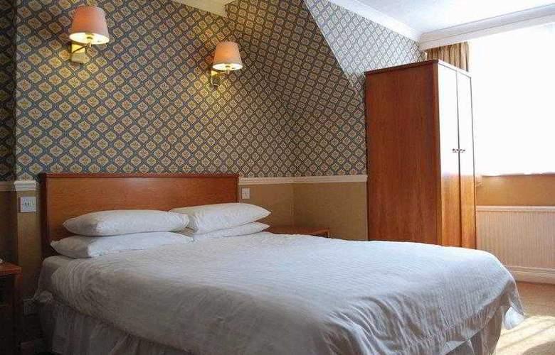 Best Western Cumberland - Hotel - 41