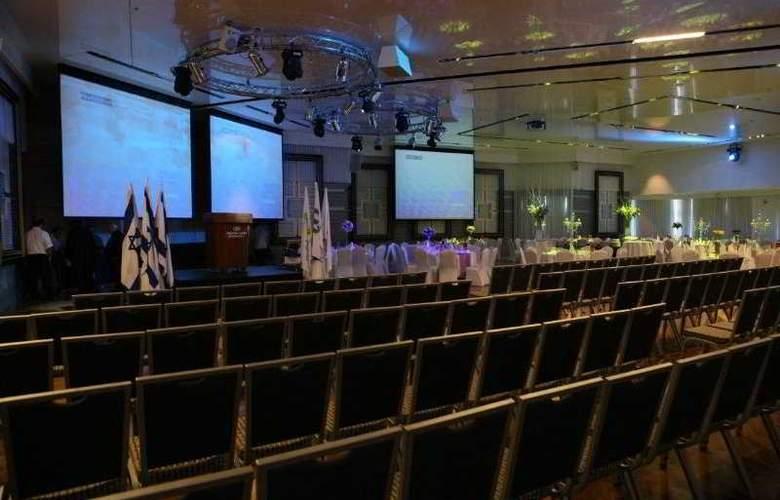 Crowne Plaza Jerusalem - Conference - 4