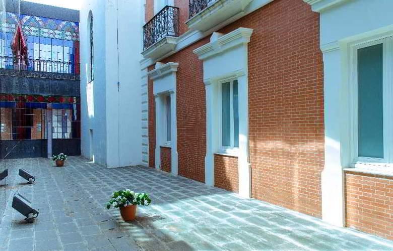 Hospederia Mirador de Llerena - Terrace - 25