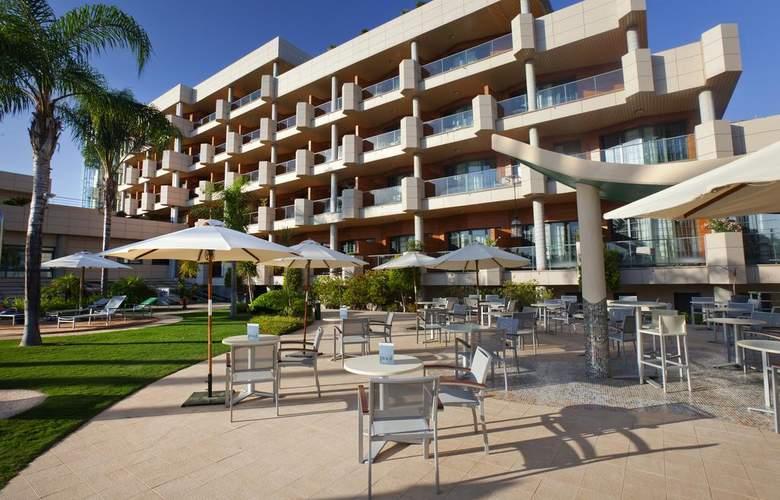 Exe Estepona Thalasso & Spa - AdultsOnly - Terrace - 6