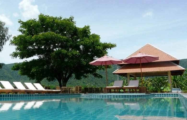 Samanea Resort Khao Yai - Pool - 11