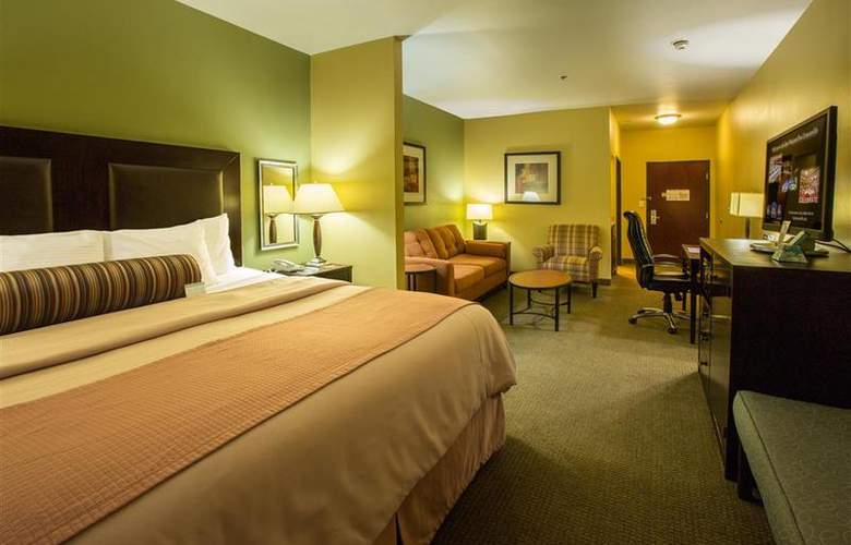Best Western Plus Duncanville/Dallas - Room - 98