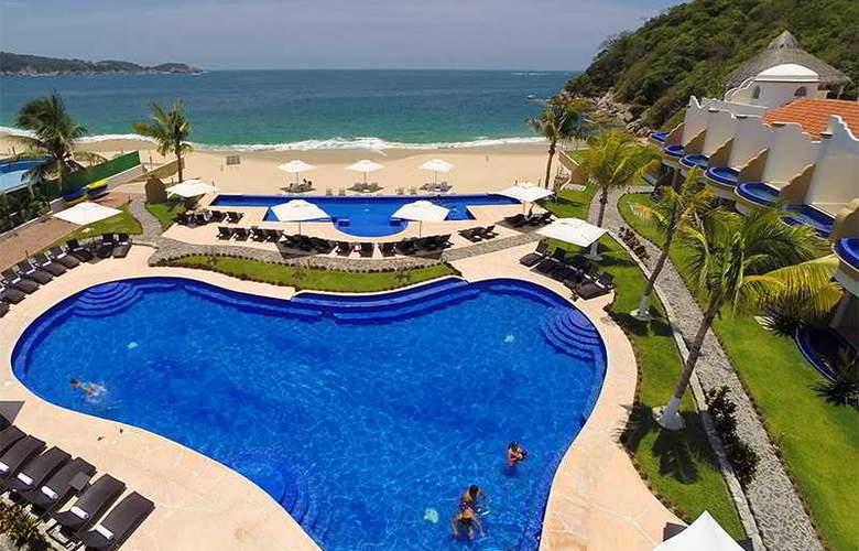 Quinta Bella Huatulco - Pool - 20