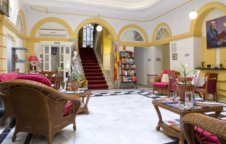 Las Cortes de Cadiz - Hotel - 3