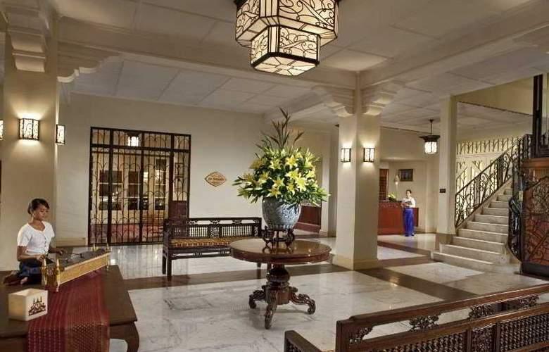Raffles Grand Hotel d'Angkor - General - 4