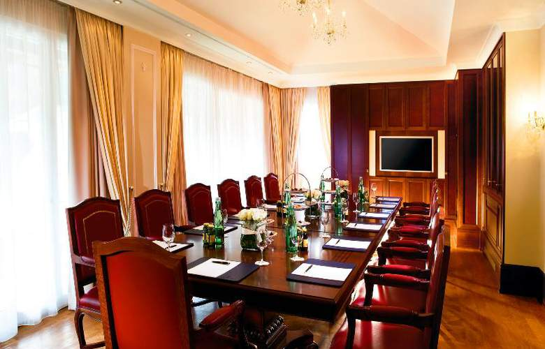 Schloss Fuschl, A Luxury Collection Resort & SPA - Conference - 16
