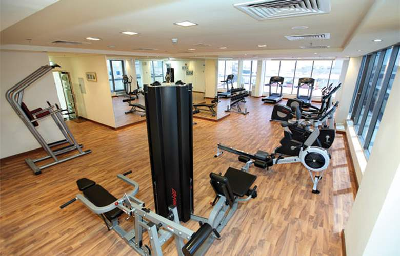 Xclusive Maples Hotel Apartments - Sport - 5