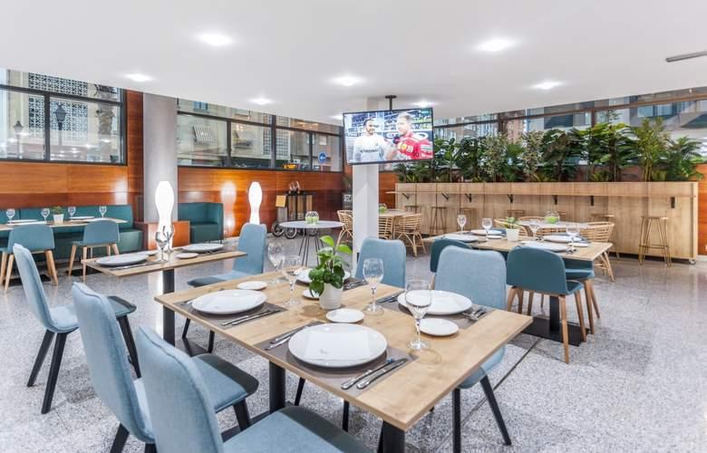 Sercotel Acteon Valencia - Restaurant - 4