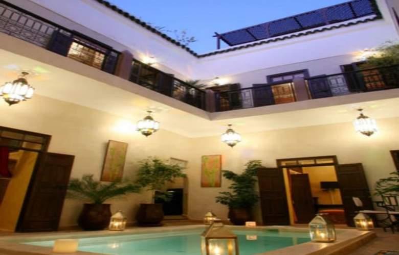 Riad La Croix Berbere - Pool - 12