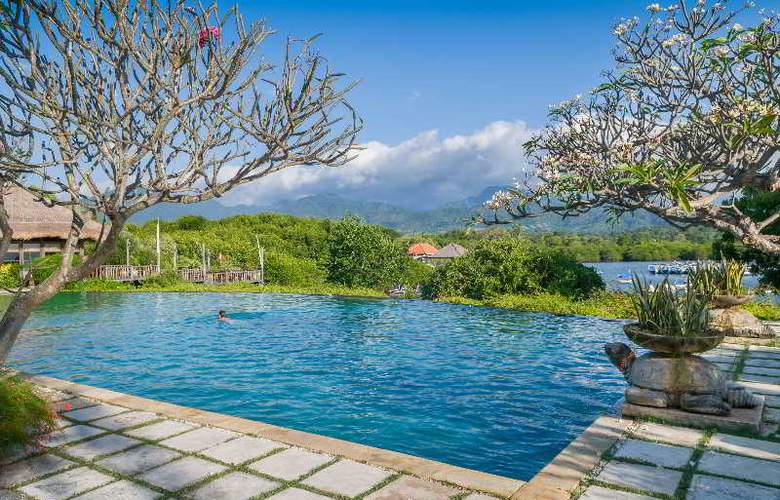 Novus Gawana Resort & Spa - Pool - 26