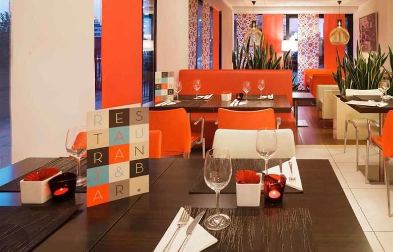 ibis London Docklands Canary Wharf - Restaurant - 5