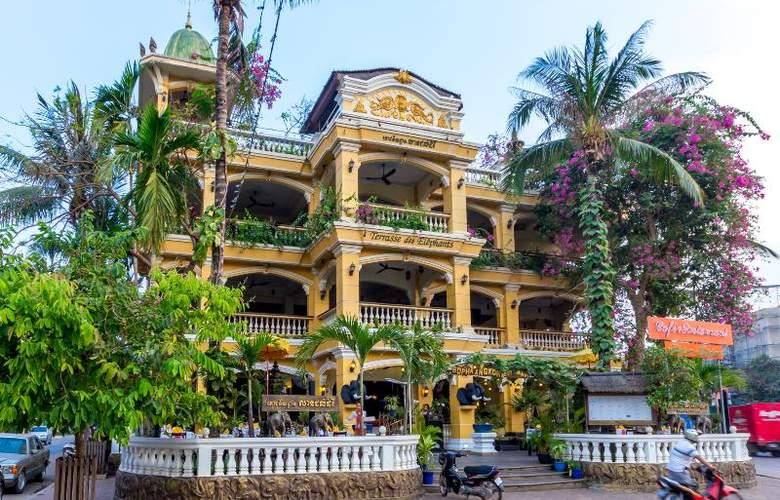 Terrasse Des Elephants - Hotel - 0