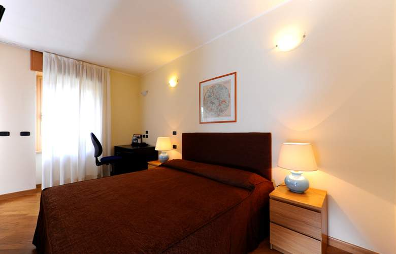 Residence Corvetto Porto di Mare - Room - 6