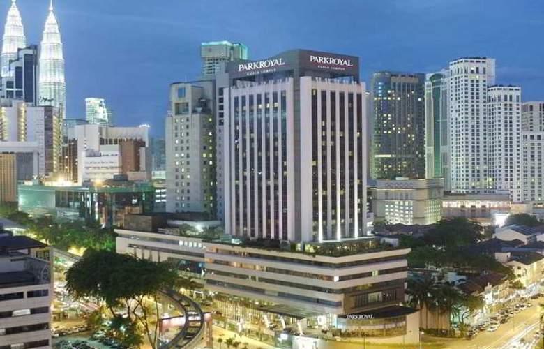Parkroyal Kuala Lumpur - Hotel - 0