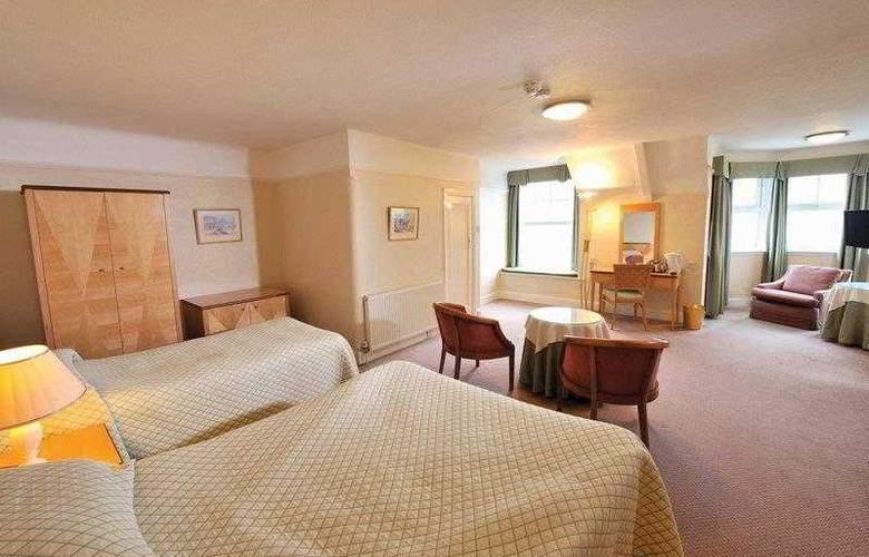 Best Western Bristol - Hotel - 38