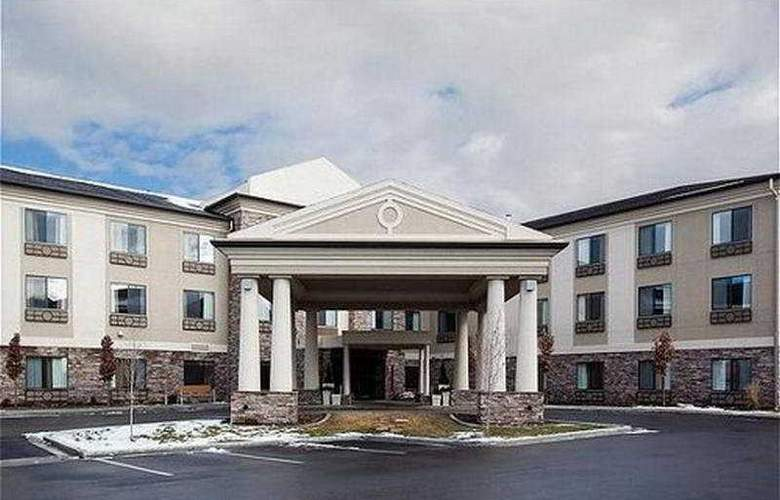 Holiday Inn Express Airport East Salt Lake City - Hotel - 0
