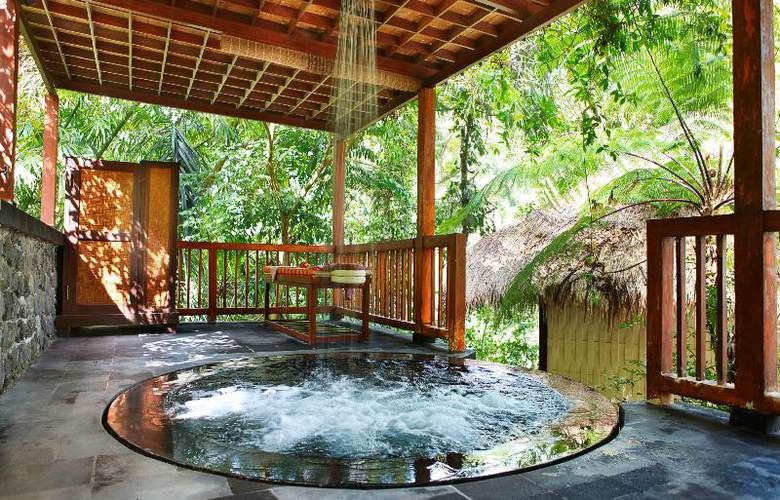 Nandini Bali Jungle Resort and Spa Ubud - Pool - 21