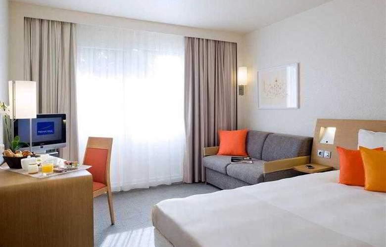 Novotel Lyon Bron Eurexpo - Hotel - 1