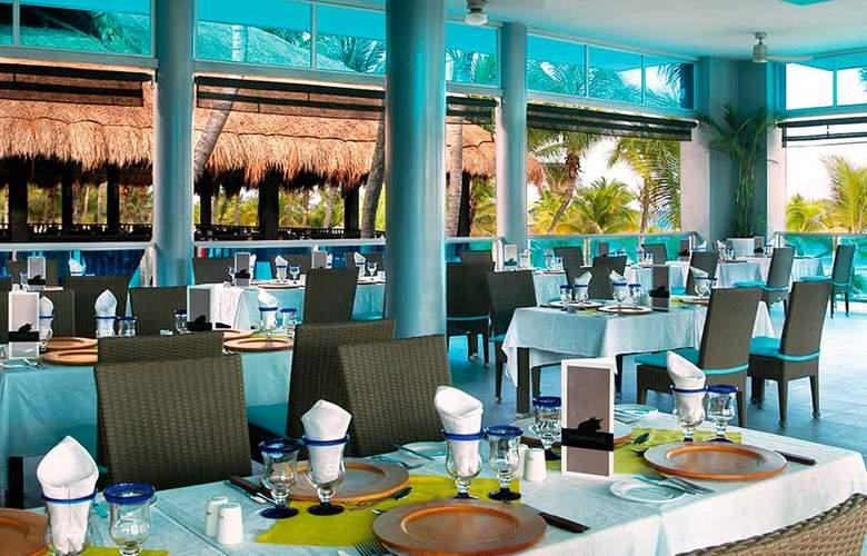 Riu Yucatan - Restaurant - 16