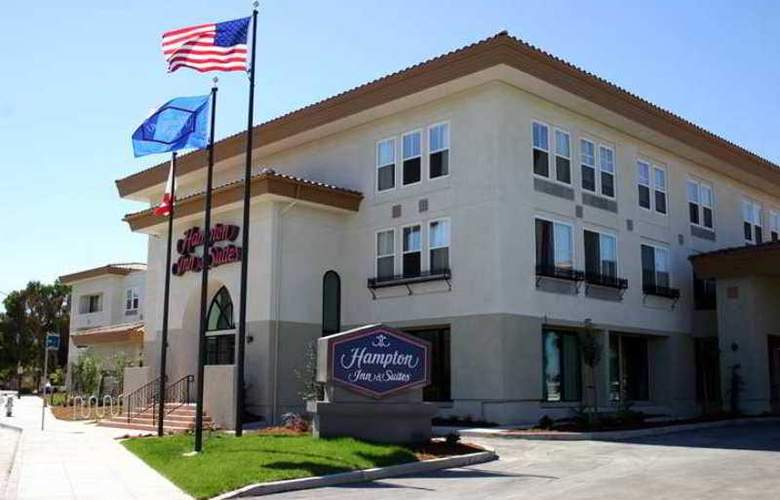 Hampton Inn & Suites Mountain View - Hotel - 0