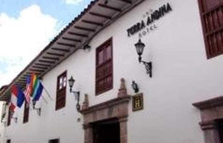 Terra Andina Hotel - Hotel - 0
