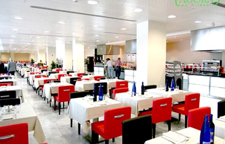 Agora Spa & Resorts - Restaurant - 21