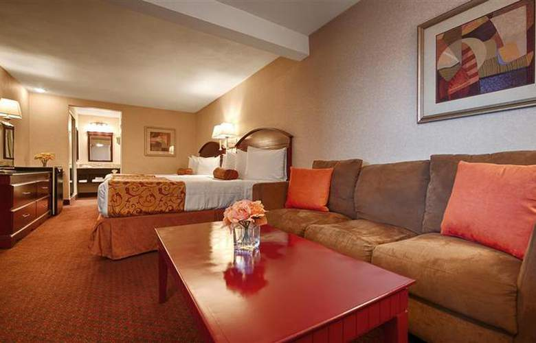 Best Western Pasadena Inn - Room - 20