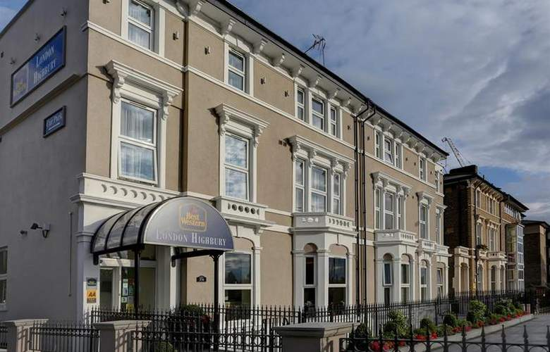 Best Western London Highbury - Hotel - 14