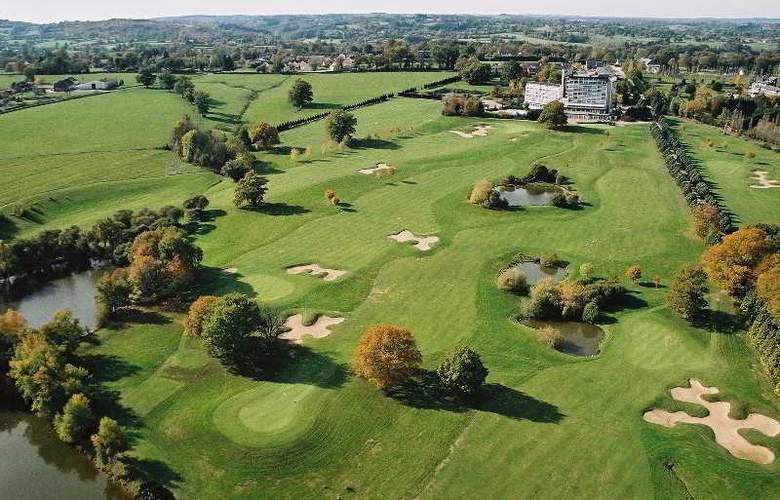 Les Dryades golf & Spa - Hotel - 16