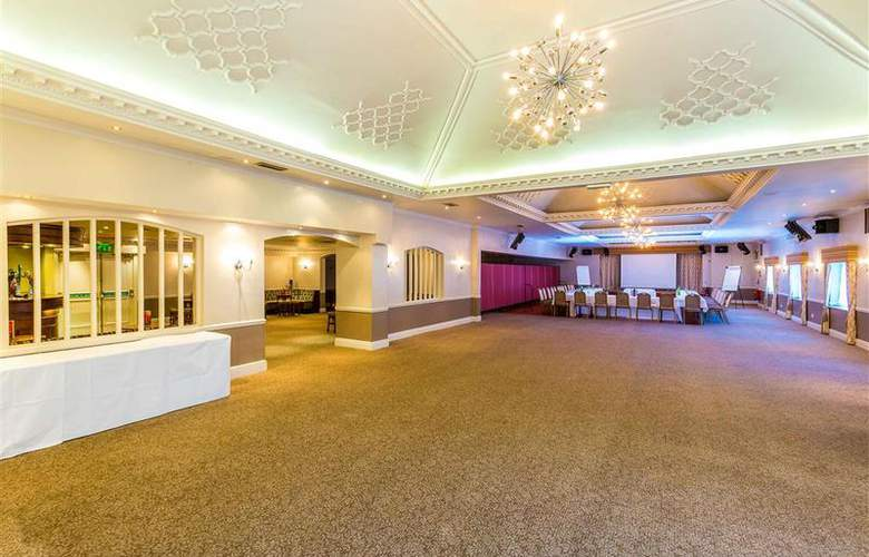 Best Western Consort Hotel - Conference - 82