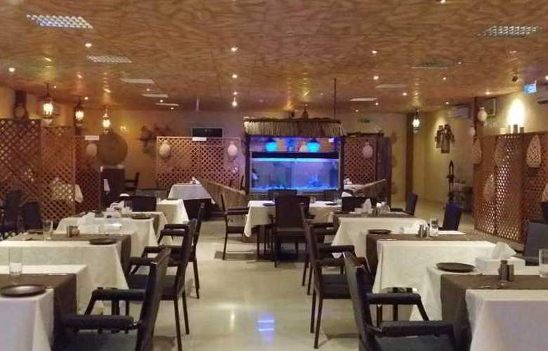Mutrah Hotel - Restaurant - 18