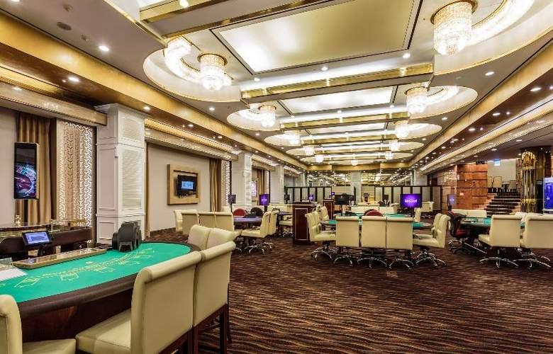 T.H.E Hotel & Vegas Casino Jeju - Sport - 16
