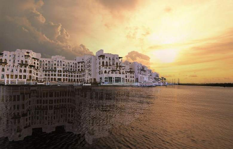 Eastern Mangroves Suites By Jannah - Hotel - 4