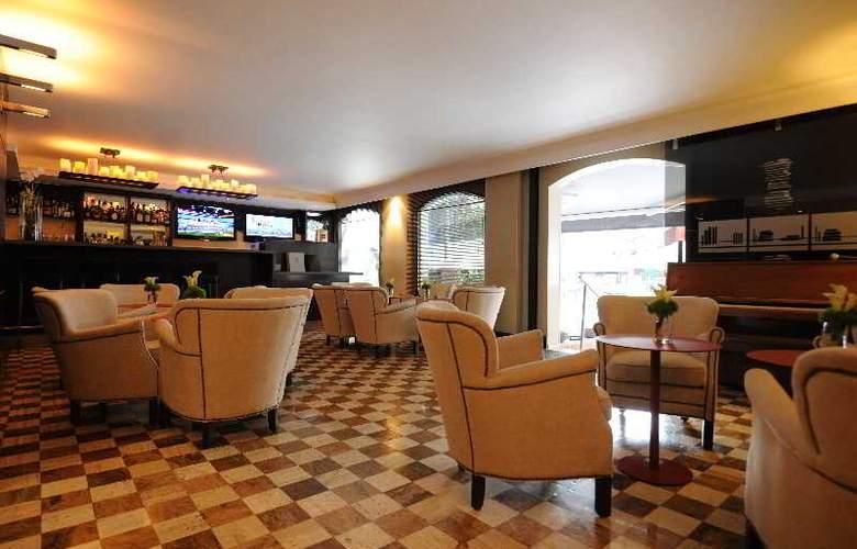 Four Seasons Hotel Bogotá - Bar - 16
