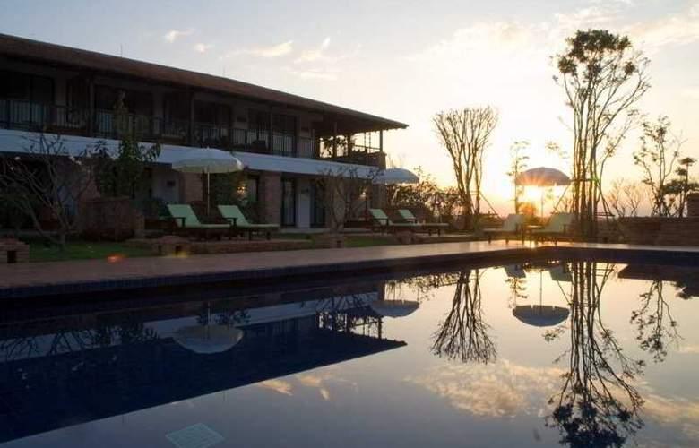 Sukhothai Heritage Resort - Pool - 14