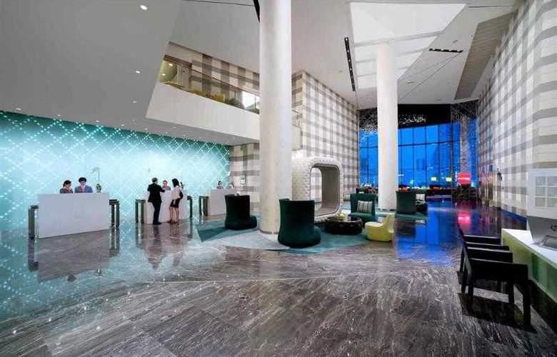 Novotel Bangkok Platinum - Hotel - 12