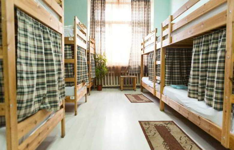 Moscow Home Hostel - Room - 6