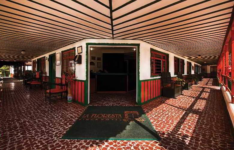 La Floresta Hotel Campestre - General - 1